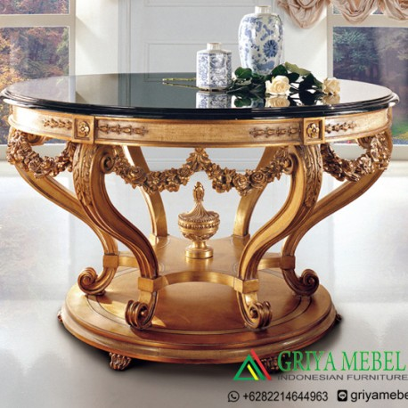 furniture for a foyer. Meja Foyer Rose Gold Leaf Furniture For A