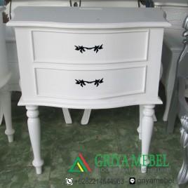 Kotak Angpao Semi Minimalis Duco Putih