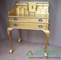 Meja Angpao Chippendale Gold,