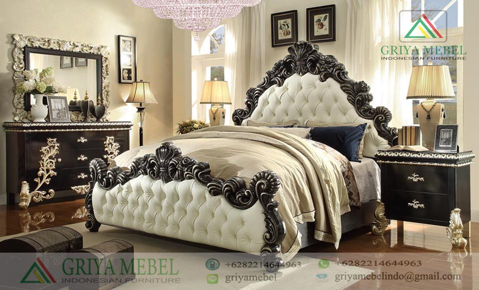 Set Tempat Tidur UKiran Mewah Duco