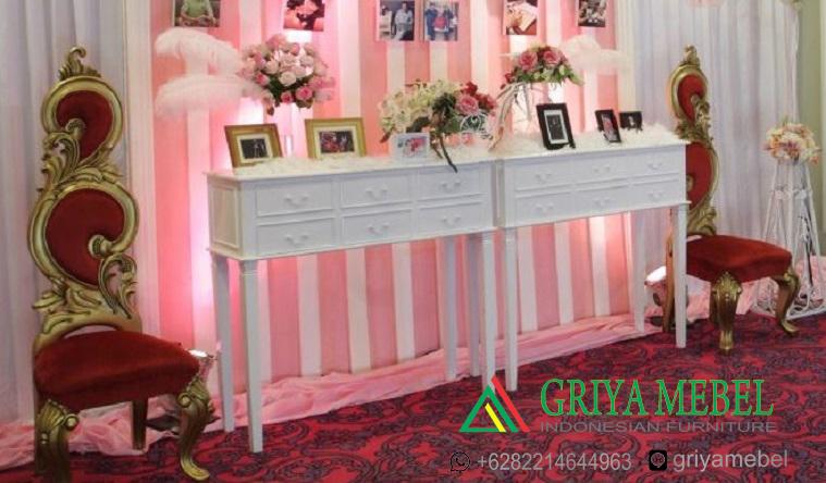 Set Display Photo Booth Sofa Wayang Griya Mebel